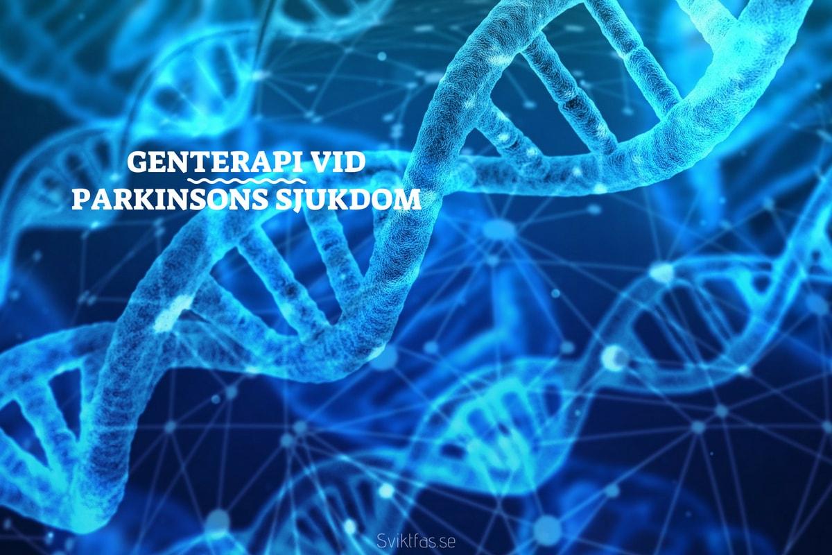 Genterapi vid Parkinsons sjukdom