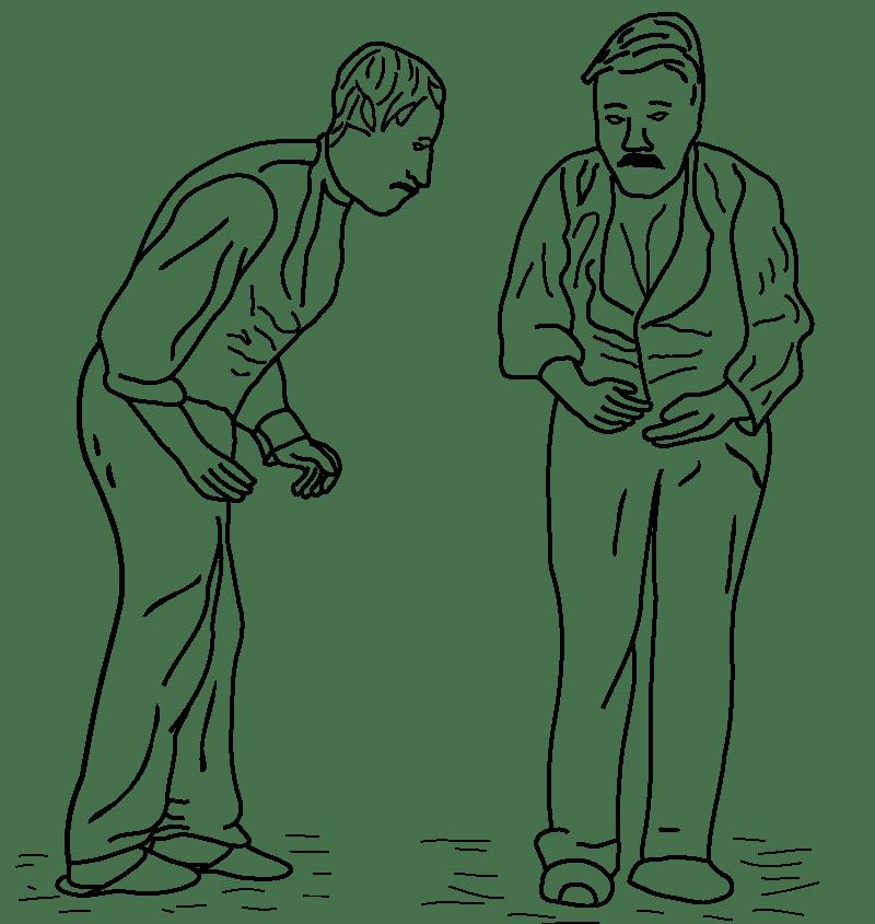 Parkinsons sjukdoms symtom