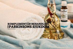 Komplementär behandling (massage terapi)